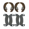 BRAKE PADS & BRAKE SHOES